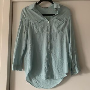 Rubbish Button-Up Shirt